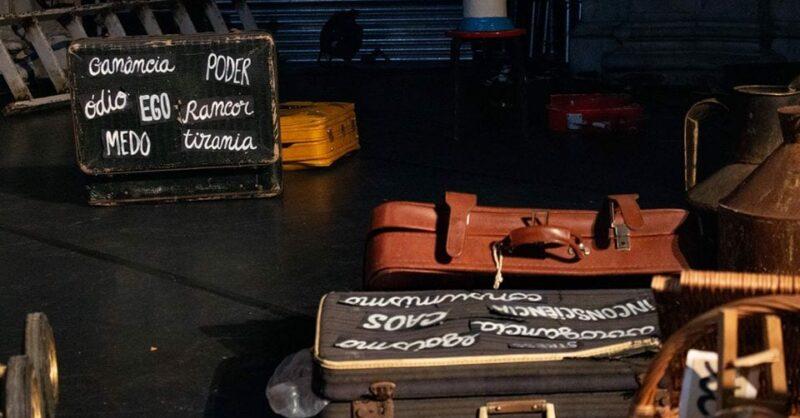 Peça de Teatro – O Guardador de Sonhos