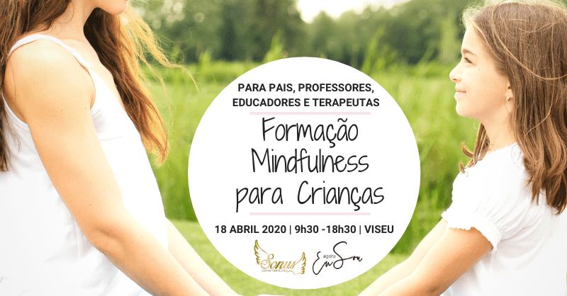Formação Mindfulness para Crianças em Viseu