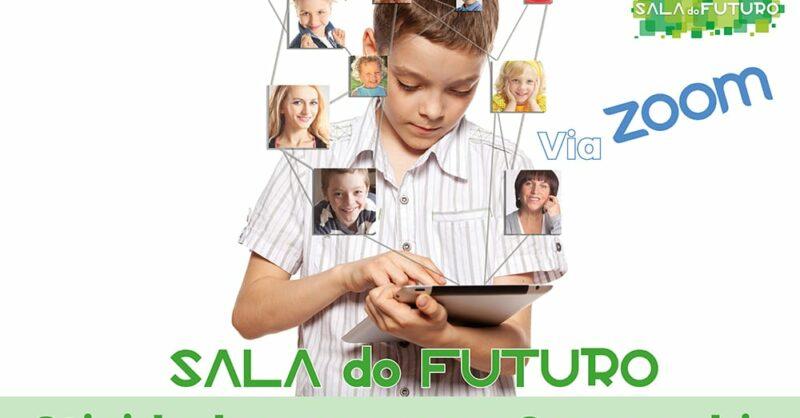 A Sala do Futuro está OnLine