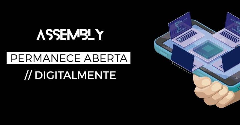 Assembly Campos de Férias Online Páscoa