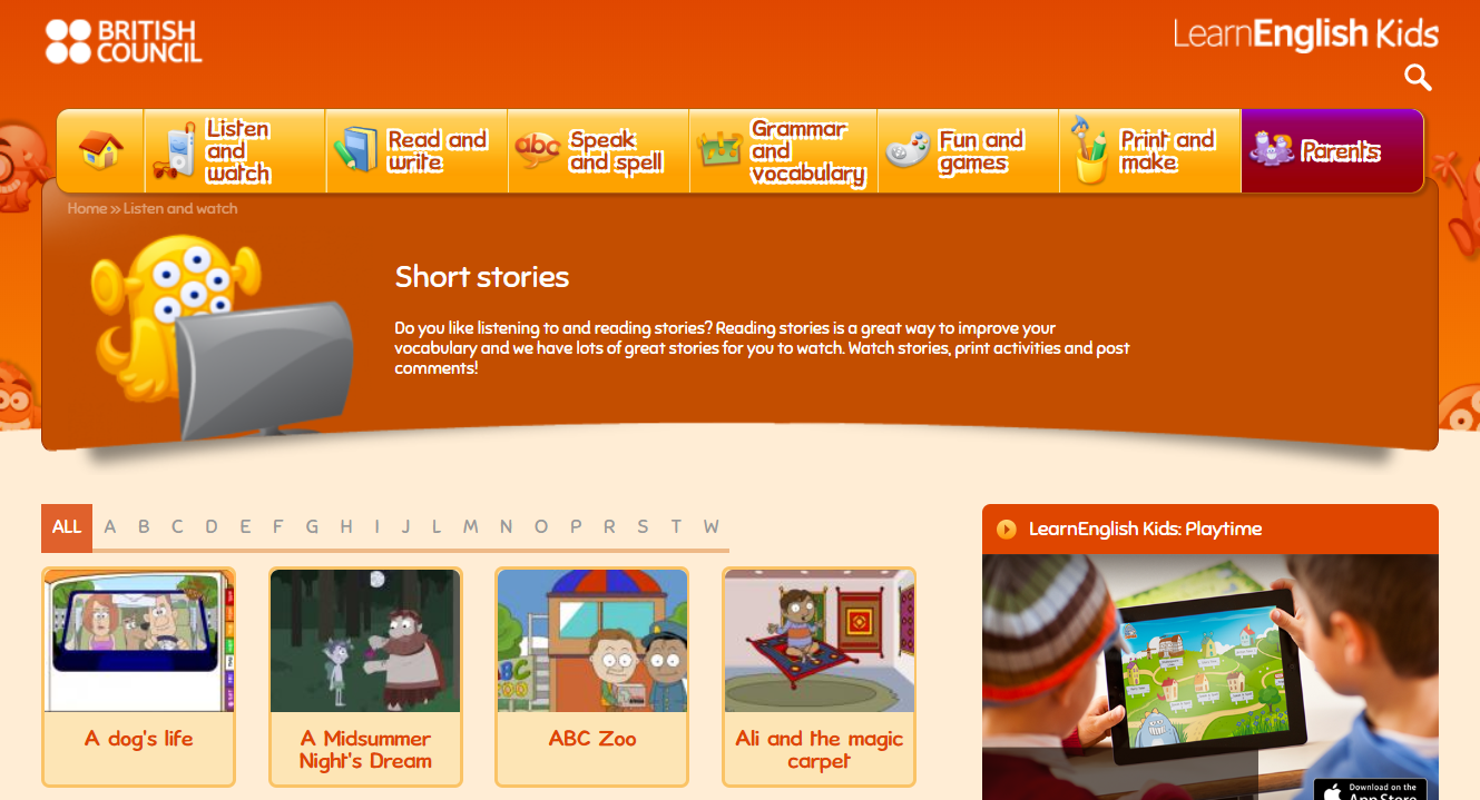 jogos de inglês online