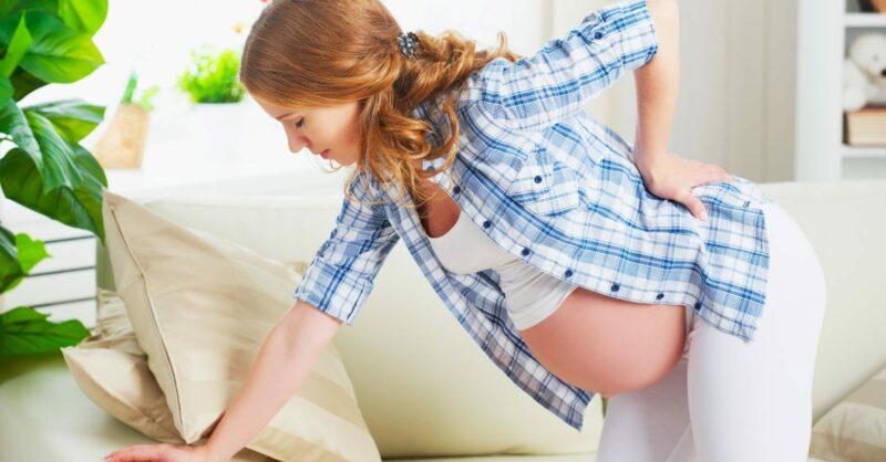 lombalgia na gravidez