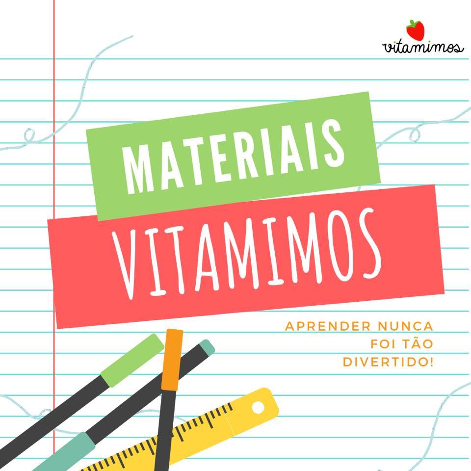 materiais vitamimos