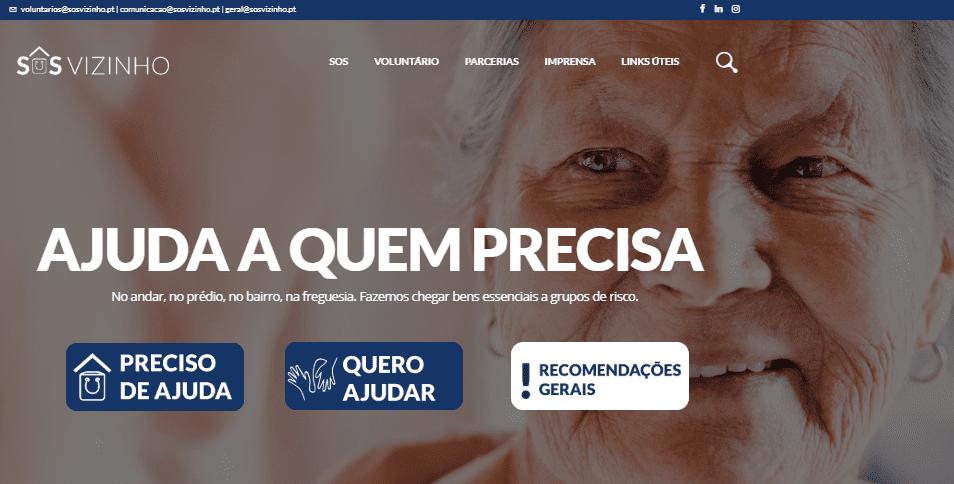 5 sites que estão a ajudar quem precisa