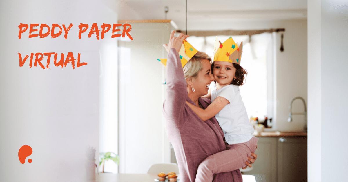 Peddy Paper Virtual PumpkIN Party