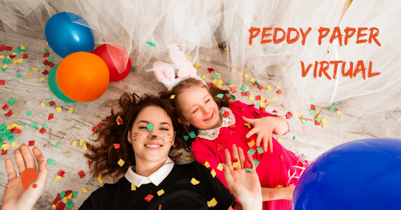 PumpkIN Party – Peddy Paper Dia da Mãe!