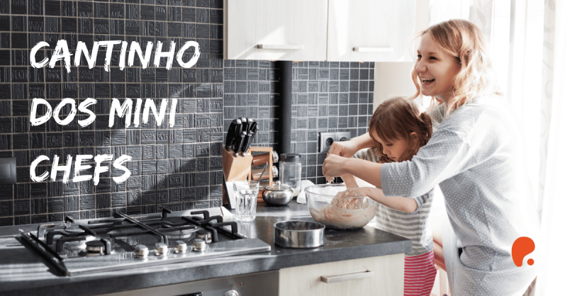 PumpkIN Party  – Cantinho dos Mini Chefs