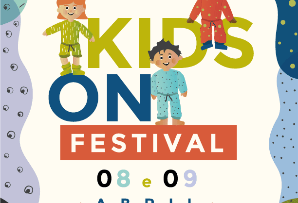 O Festival Kids On é no Instagram!