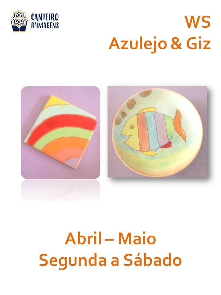 Giz & azulejo