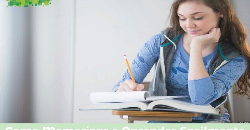 Workshop: Como Memorizar e Aprender facilmente