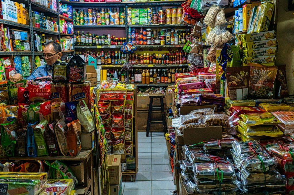 ajudar a economia nacional lojas locais