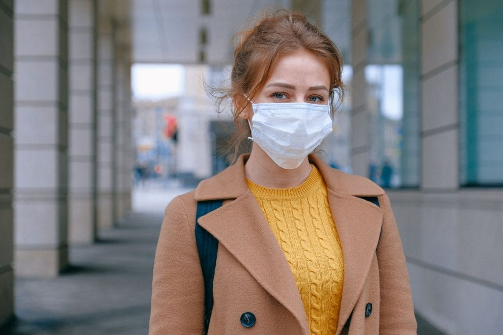 ajudar a economia nacional máscaras