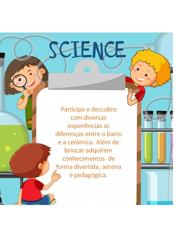 """Experiências """"científicas"""""""