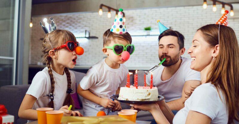 Festas de Aniversário em Casa: Ideias Virtuais e  Divertidas!