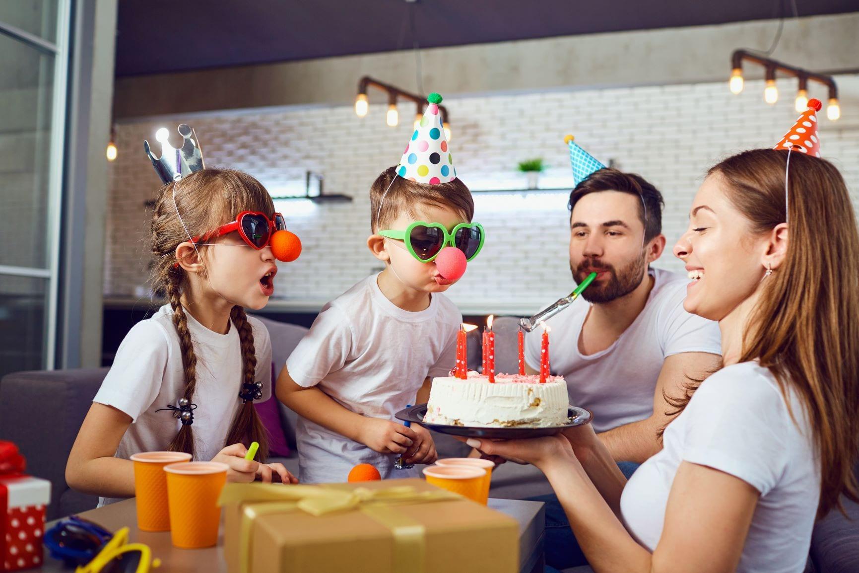 festas de aniversário quarentena