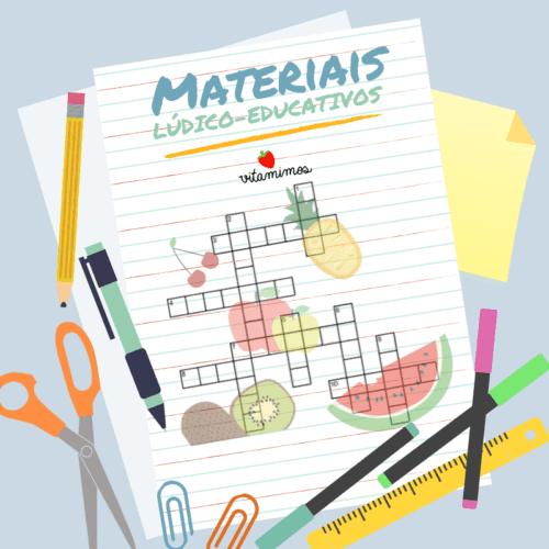 materiais educativos vitamimos