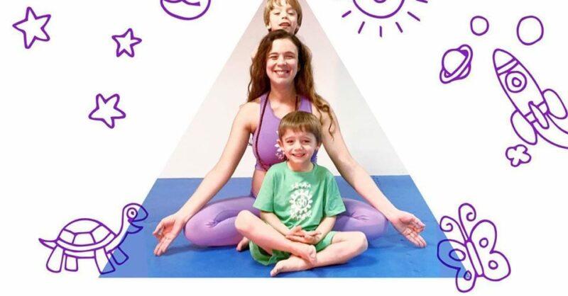 Dia da Criança com Yoga Sámkhya
