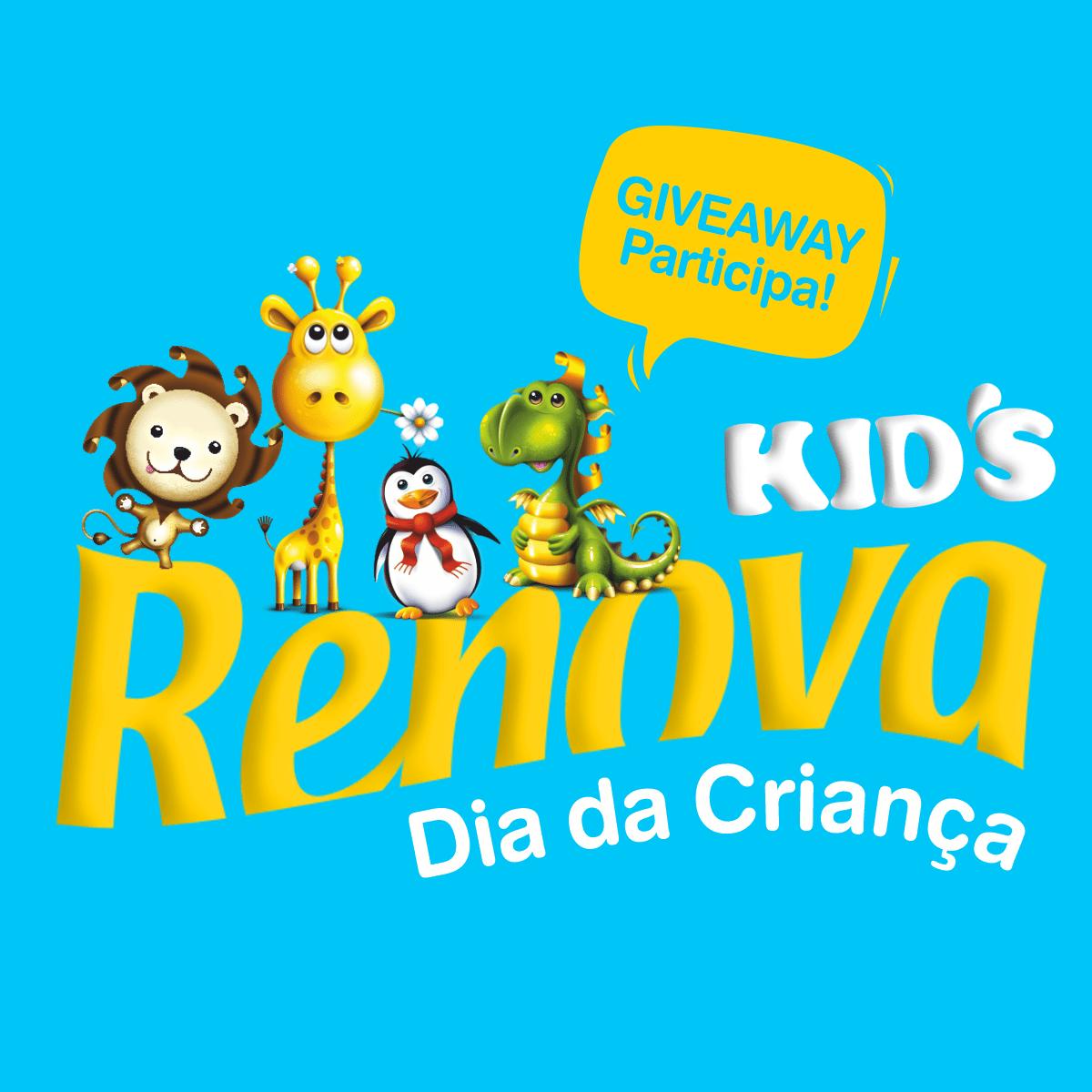 Passatempo Renova Kids