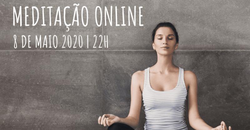 Sessão de Meditação Guiada Online e Gratuita