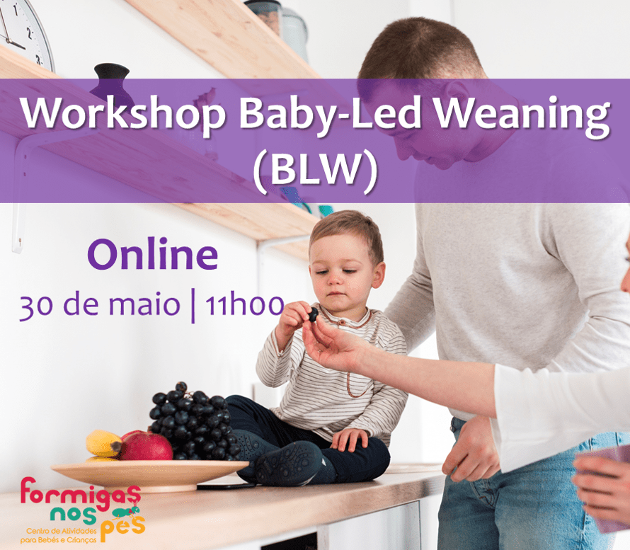 Workshop Baby-Led Weaning (BLW)