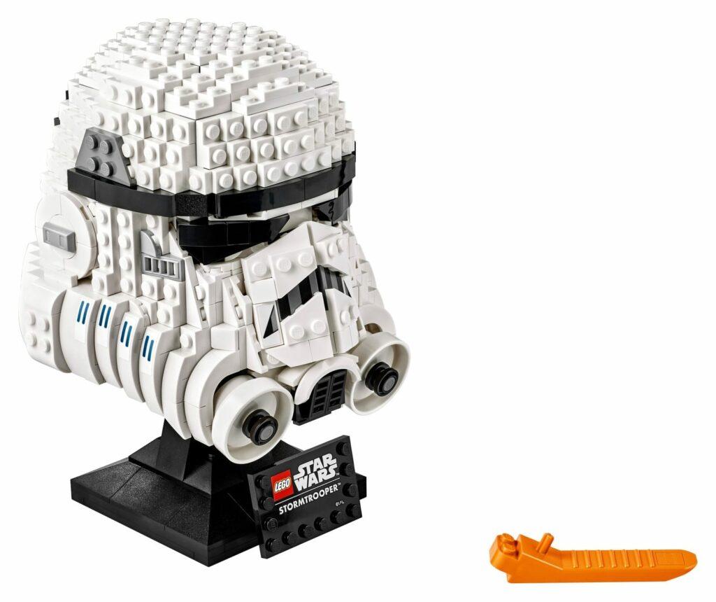 Capacete de Stormtrooper™