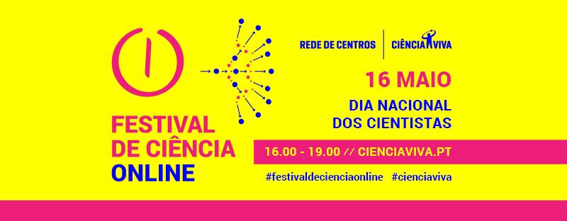 Festival de Ciência Online