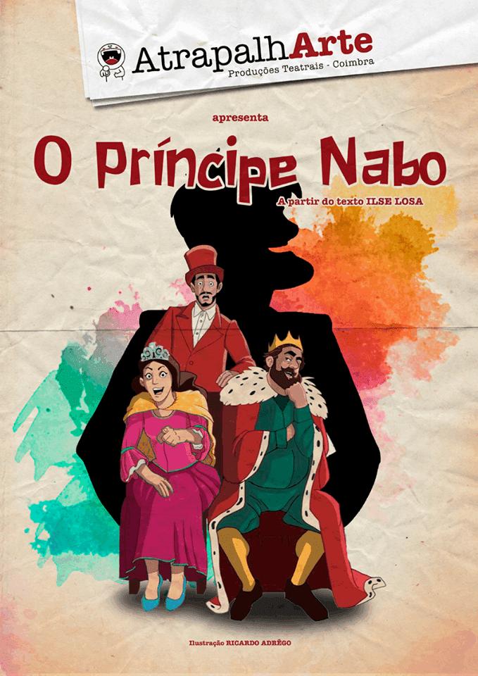 O Principe Nabo - Atrapalhar-te