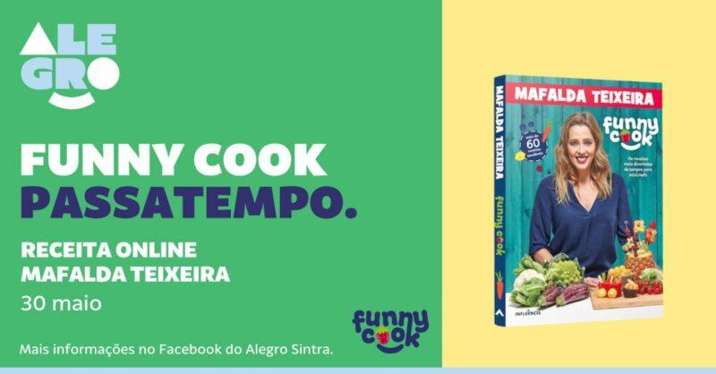 """Façam uma receita de """"bolachas sorridentes"""" com a Funny Cook!"""