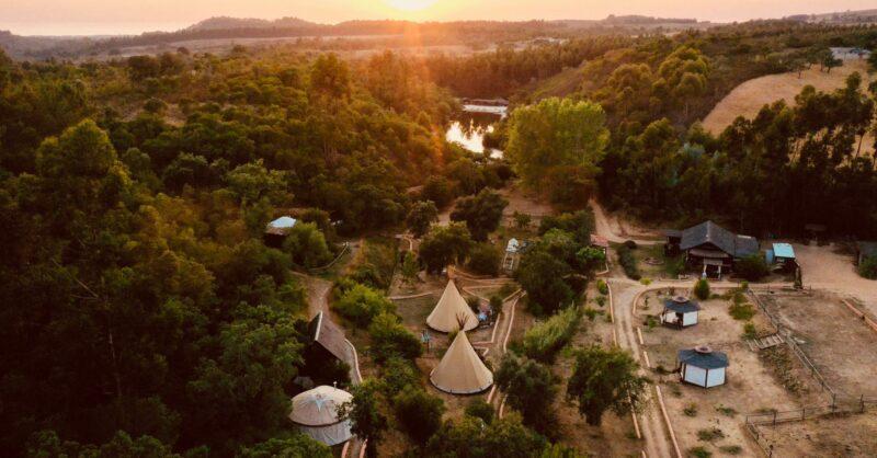 Glamping no Alentejo: locais incríveis para acampar com glamour!