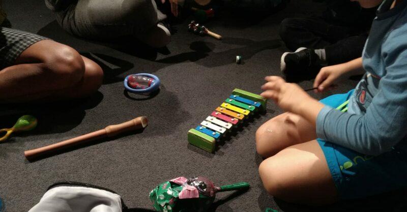 Docs 4 Kids online: Oficina de Sonorização de um Filme