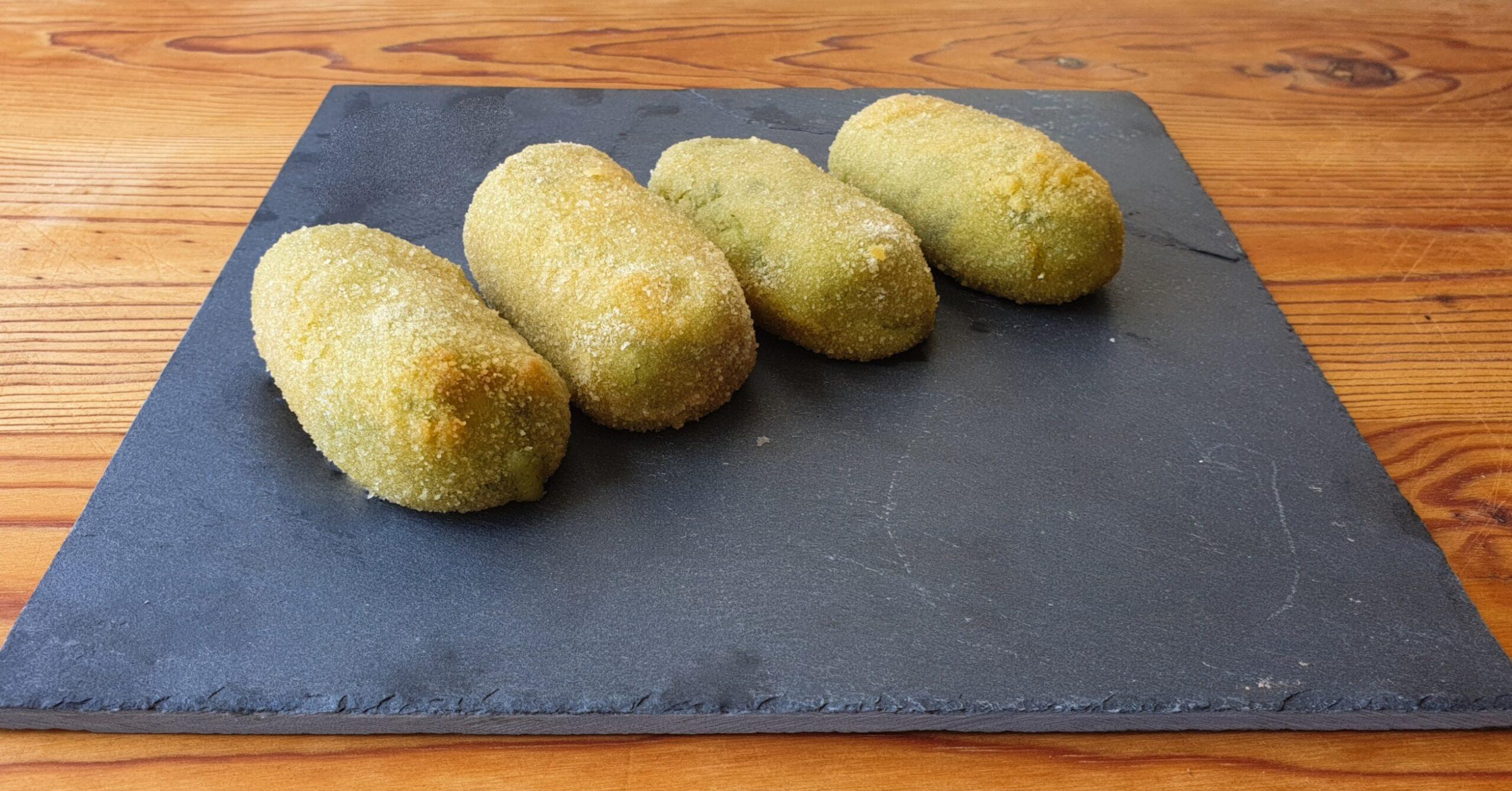 croquetes de espinafres e queijo final