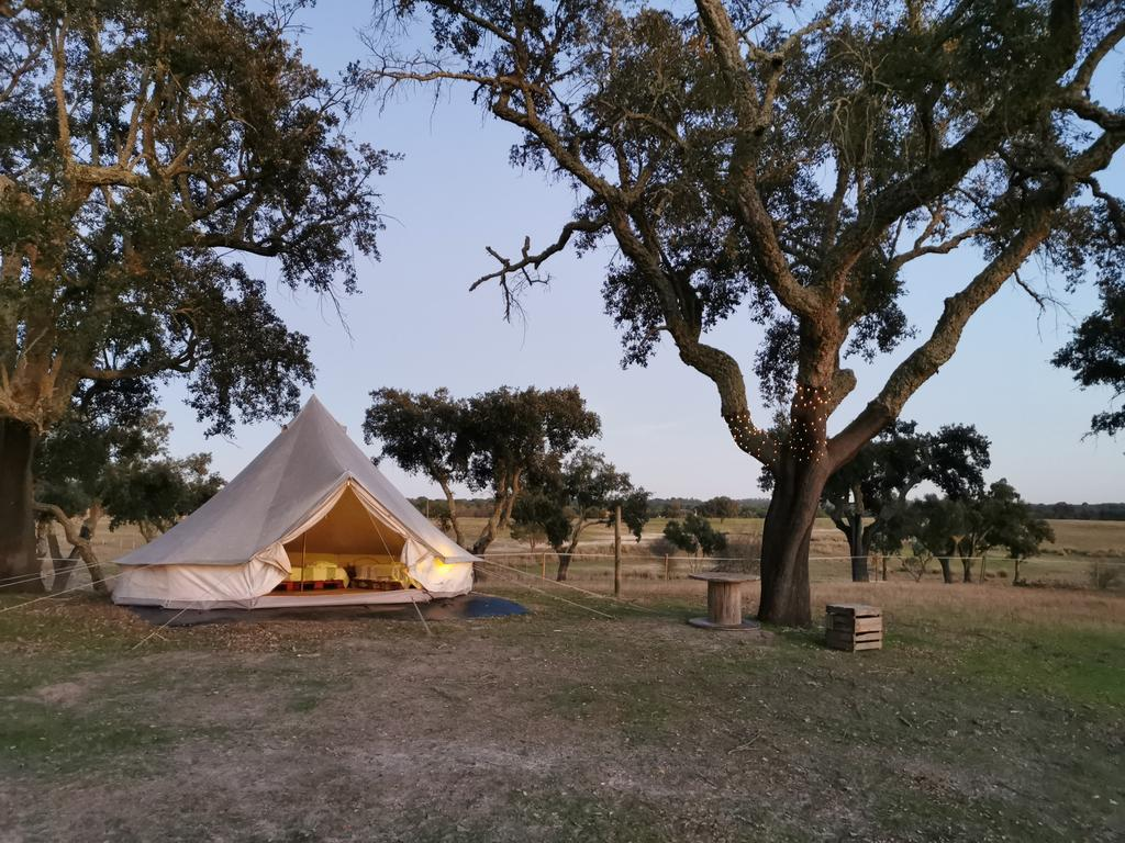 direction south glamping alentejo