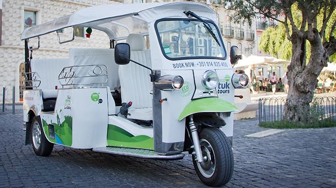 eco tuk tours