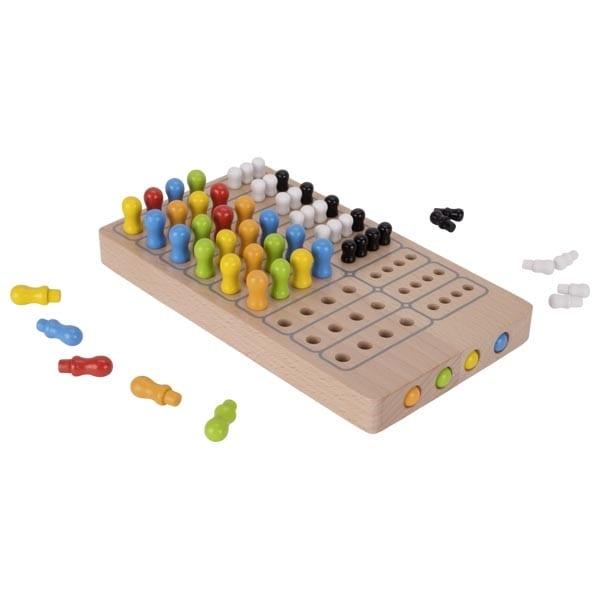 jogo master logic prendas para crianças dos 13 aos 15 anos