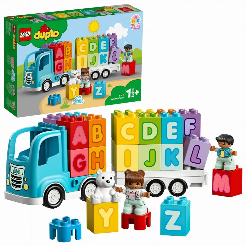 lego alfabeto