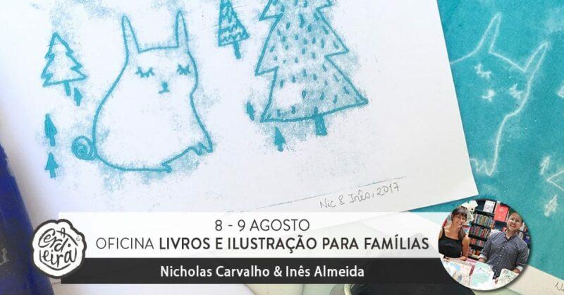 Será um livro? – Oficina de Livros & Ilustração para Famílias