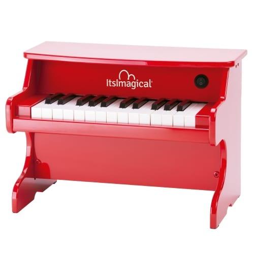 piano alternativo de madeira