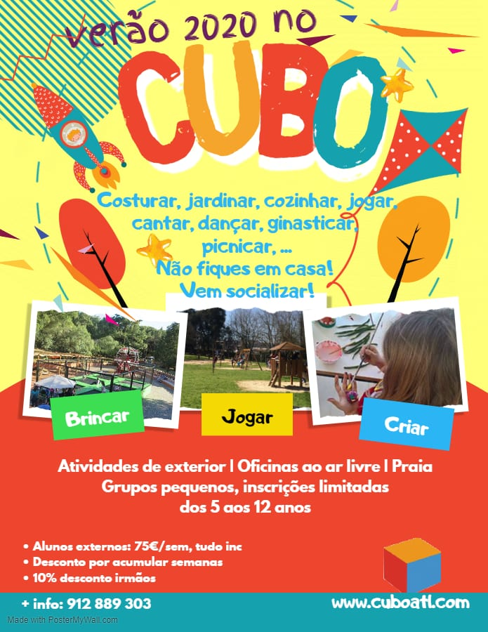 verãoªºCUBO 2020