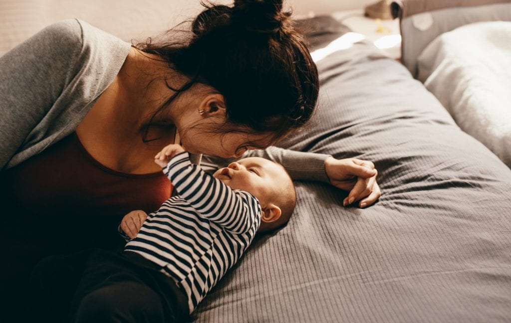 bebé falante
