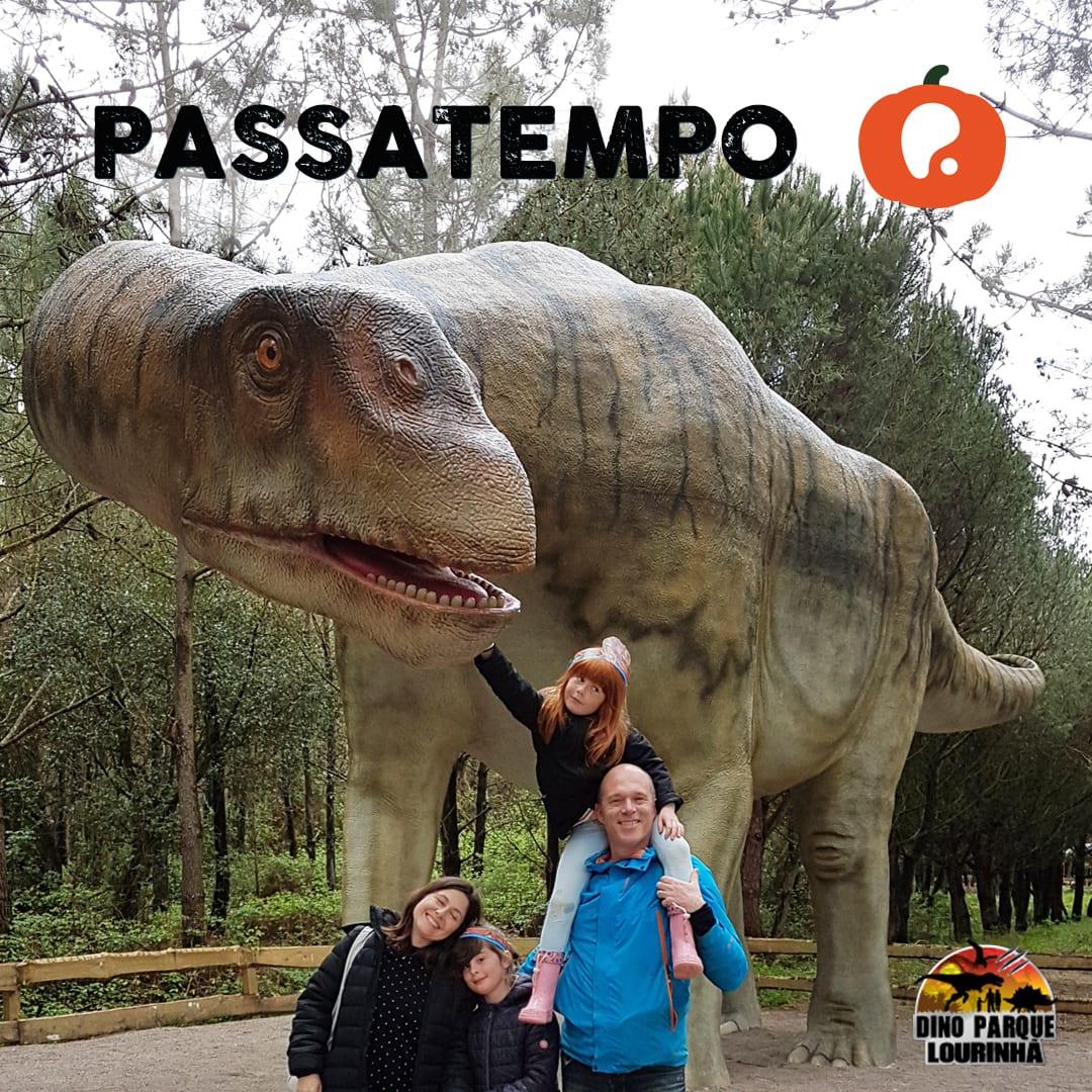 Passatempo Dino Parque