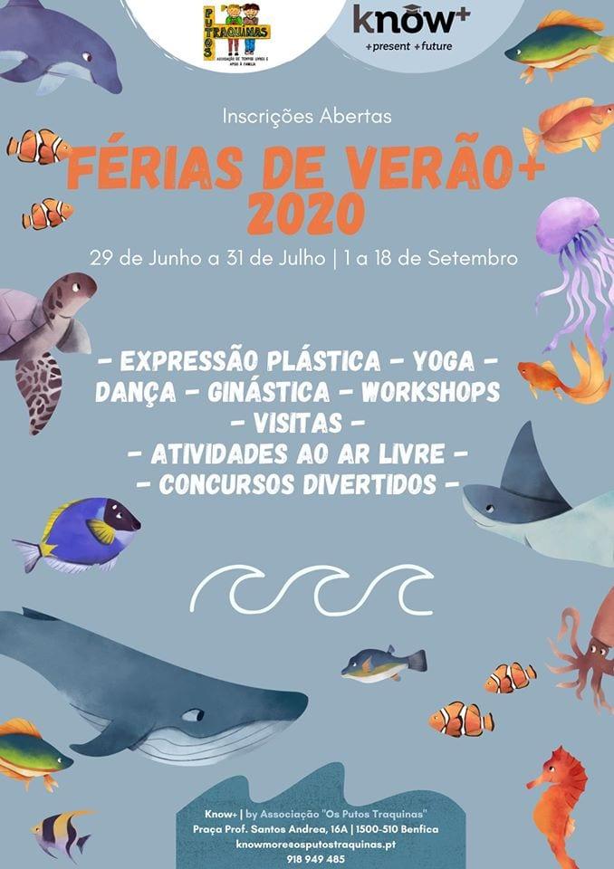 Ferias Verao Know +
