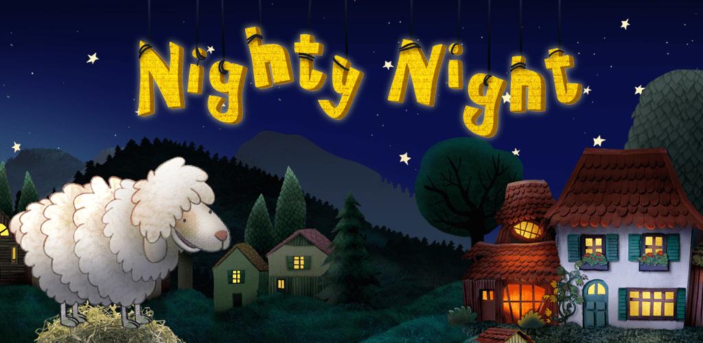 apps para crianças Nighty Night