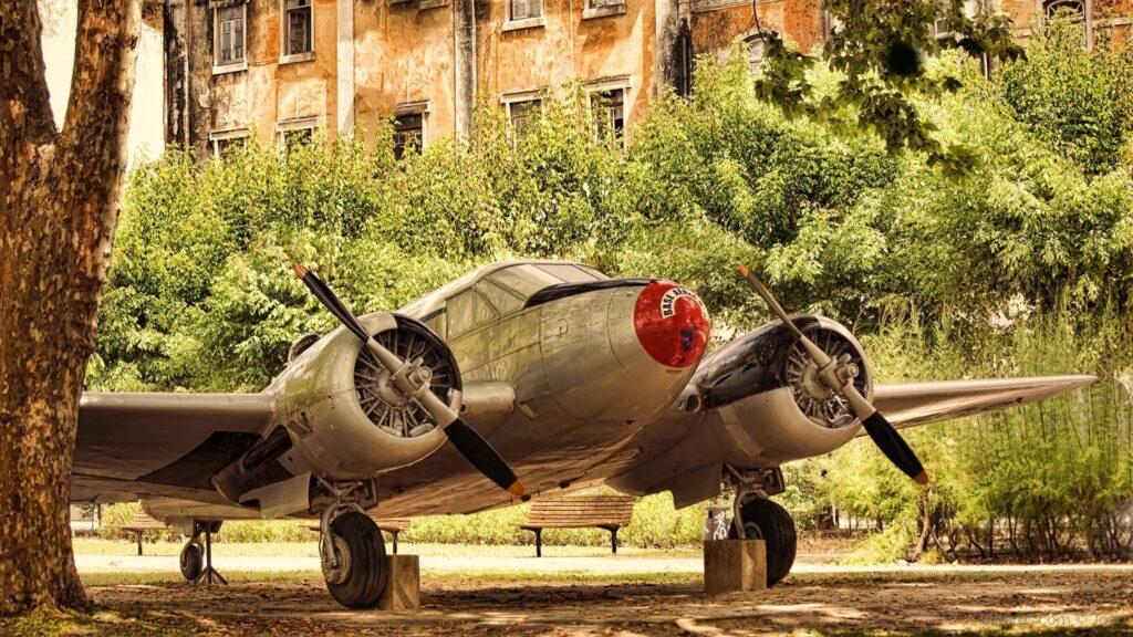 Parque do Avião