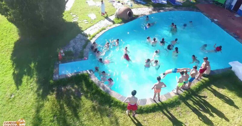 Campo de Férias do Castor: diversão em Landeira!