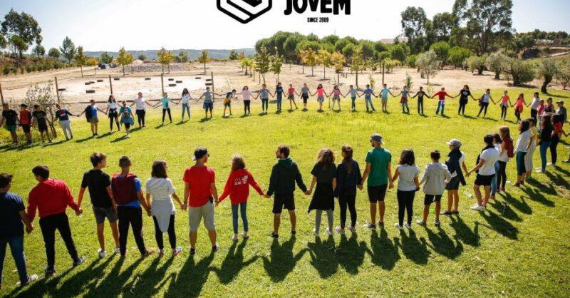 Campo Jovem: verão de aventura em Tomar!