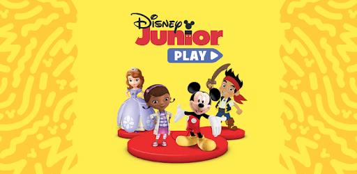 apps para crianças disney junior