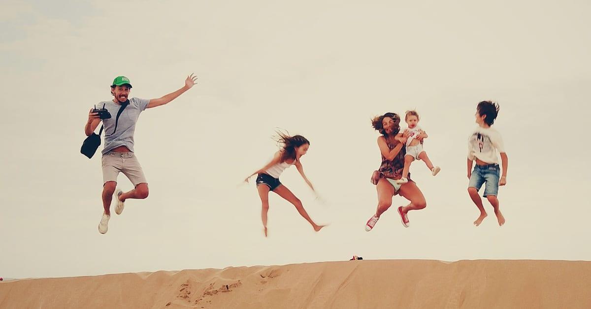 férias em família baratas