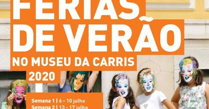 Férias de Verão no Museu da Carris!