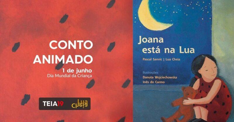 Joana está na Lua!