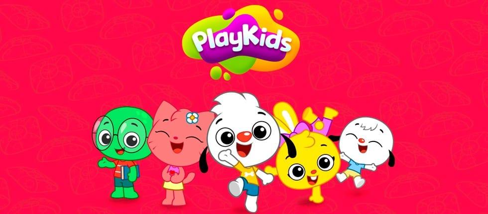 apps para crianças play kids